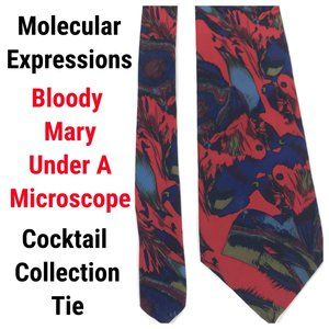 Bloody Mary Cocktail Tie Molecular Expressions
